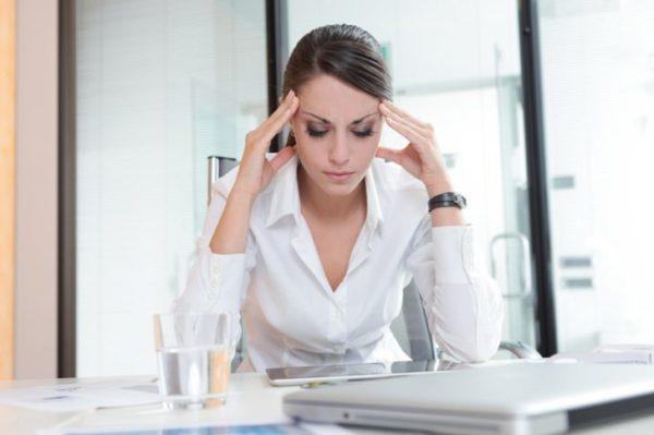 Стресс - частый виновник гастрита