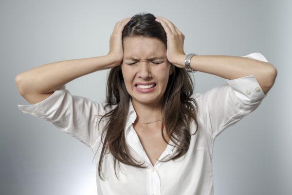 Боль в желудке может возникать на фоне стресса