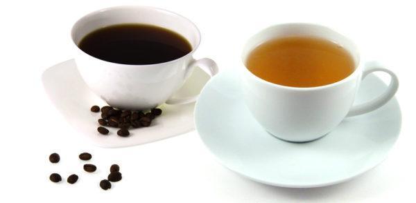 Потребление кофе и чая нужно снизить