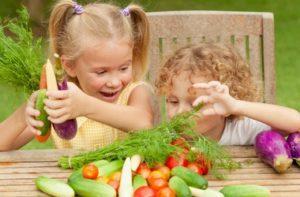 Дефицит питательных веществ