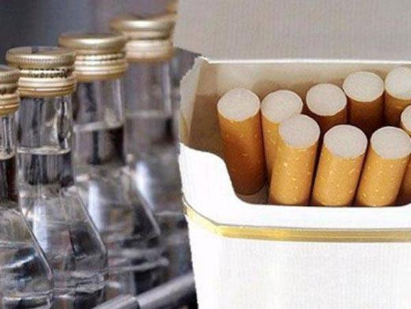 Алкоголь и табак делают желудок еще более уязвимым