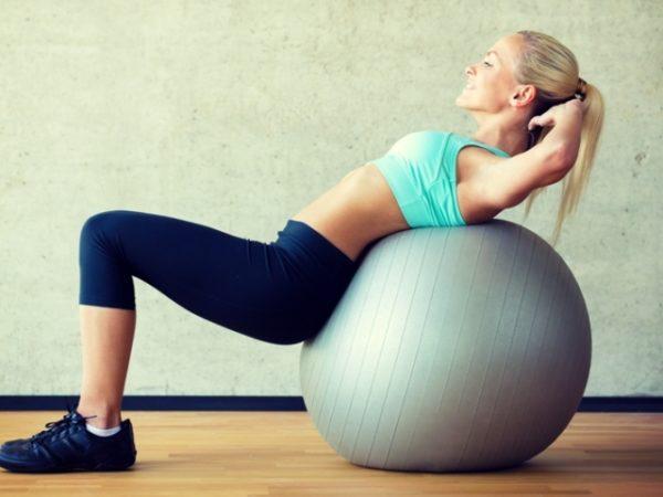 Фитбол – уникальный гимнастический мяч, который не имеет противопоказаний