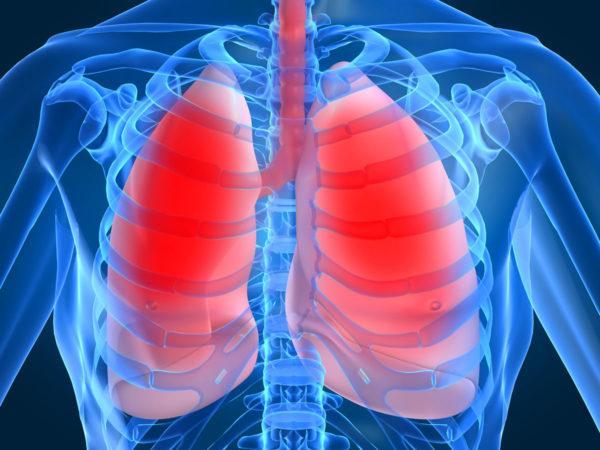 Ввиду того, что нижняя часть легких прикреплена к диафрагме, болезни этого органа могут причинять дискомфорт в зоне подреберья