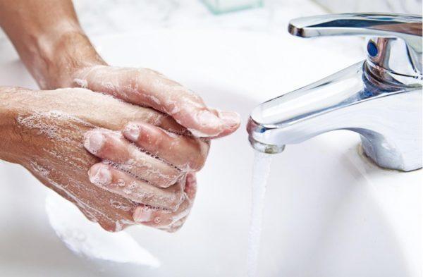 Общая гигиена позволит избежать заражения хеликобактерией