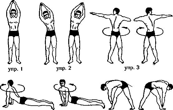 Гимнастика для тюбажа