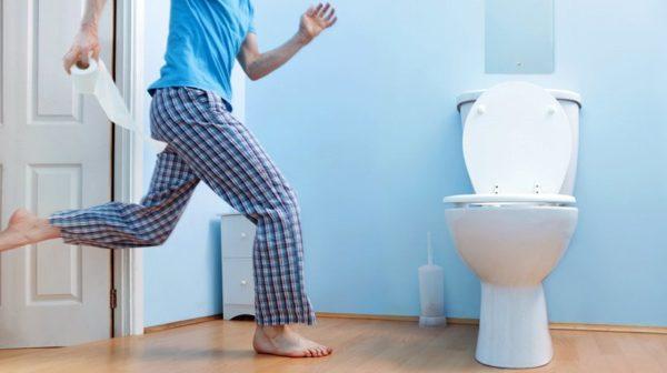«Микролакс» действует быстро. Желание сходить в туалет появится примерно через 15 минут