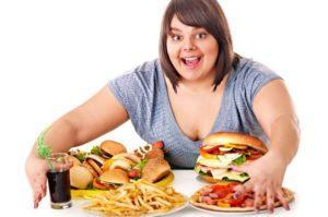 Нерациональное и несбалансированное питание
