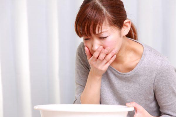 Больных с язвенной болезнью часто мучает рвота
