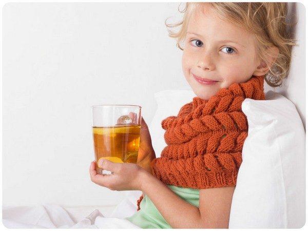 Чашка чая может спасти при голодных болях