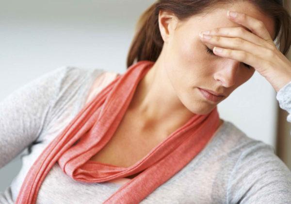 Частые стрессы - одна из причин заболевания