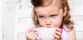 Что можно кушать при поносе ребенку