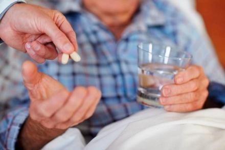 Для лечения одновременно назначают несколько медицинских препаратов