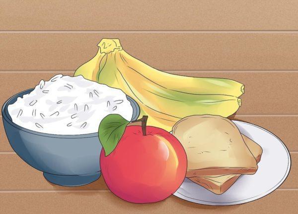 Если у вас жидкий стул, то вам следует придерживаться диеты, специально предназначенной для лечения диареи у детей