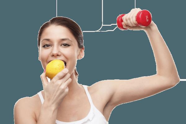 Физическая активность после еды