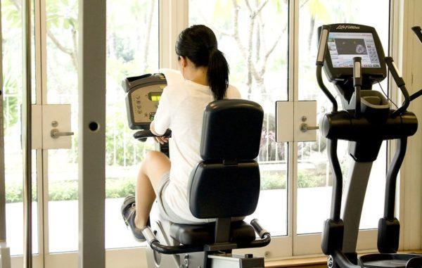 Интенсивные кардио-тренировки помогут подавить аппетит