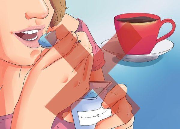 Избегайте употребления продуктов, которые будут раздражать вашу пищеварительную систему