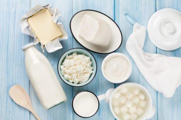 Кисломолочные продукты можно употреблять не раньше 4 дня