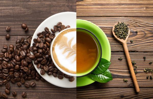 Крепкий чай и кофе - напитки, употребление которых нужно ограничить во избежание появления тошноты и изжоги.jpg