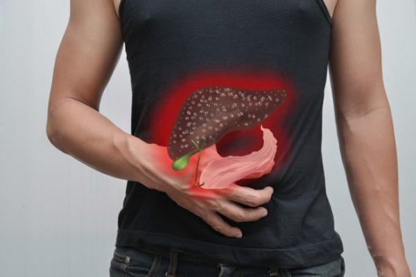 Заброс желчи в желудок симптомы