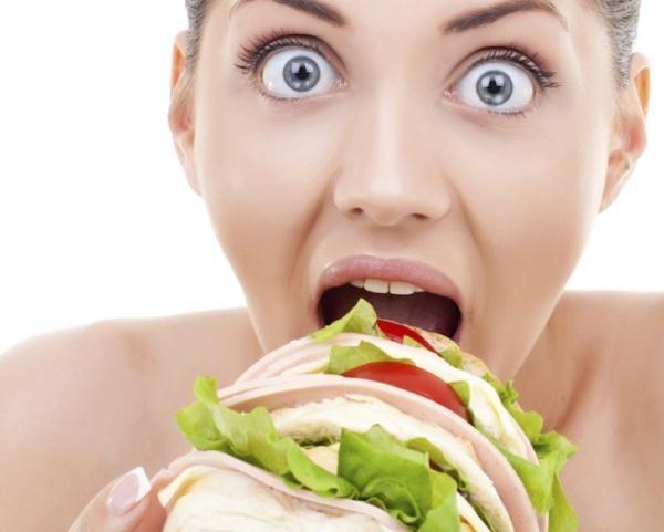 Не проходит чувство голода после еды