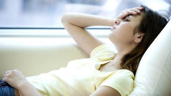 При расстройстве кишечника наблюдается ухудшение общего состояния больного