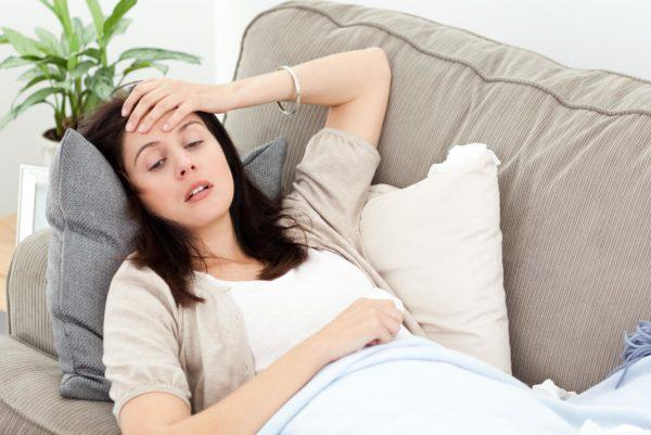 Общая утомляемость организма – один из симптомов низкого гемоглобина