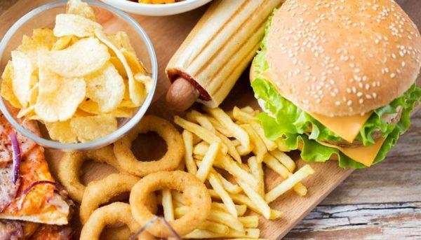 От вредной пищи придется отказаться
