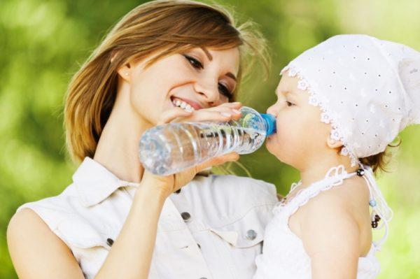 Питьевой режим важен для детей всех возрастов