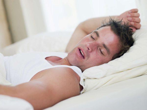 Потоотделение во сне
