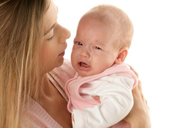Проблема может быть вызвана изменением рациона кормящей матери