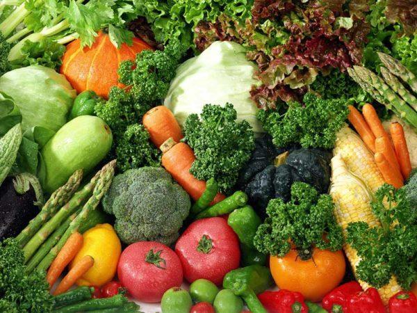 Растительные продукты - пищевой выбор в целях профилактики желчекаменной болезни