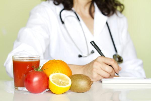 Самую эффективная, а главное - безопасная для здоровья диета - та, которую назначает лечащий врач