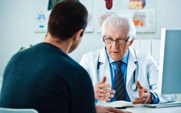 Вначале необходимо проконсультироваться у специалиста и пройти диагностическое обследование
