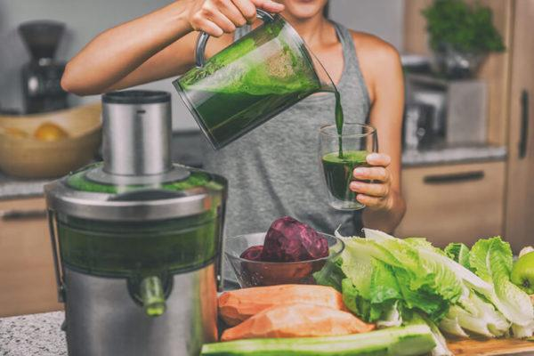 Сок из овощей