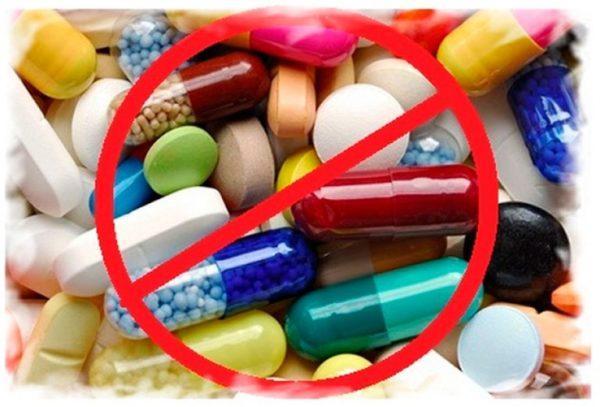 В подготовку к фиброгастроскопии входит отказ от лекарственных препаратов