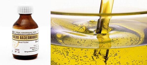 Вазелиновое масло считается относительно безопасным для больных