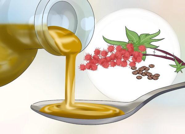 Выпейте касторовое масло