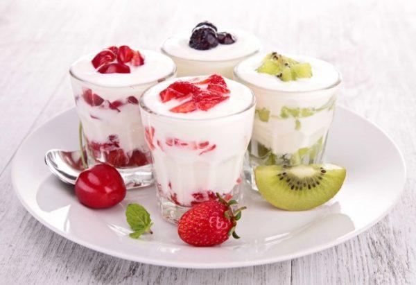 Йогурт полезен для флоры кишечника