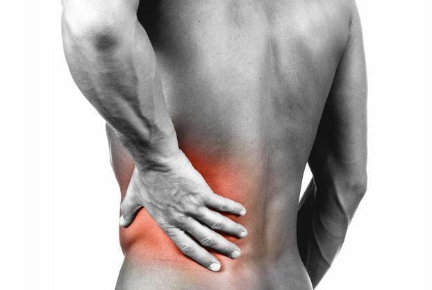 Болит бок с левой стороны со спины