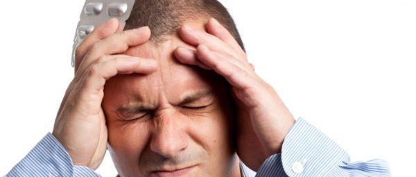 Из-за заражения бычьим цепнем постоянно возникают головные боли