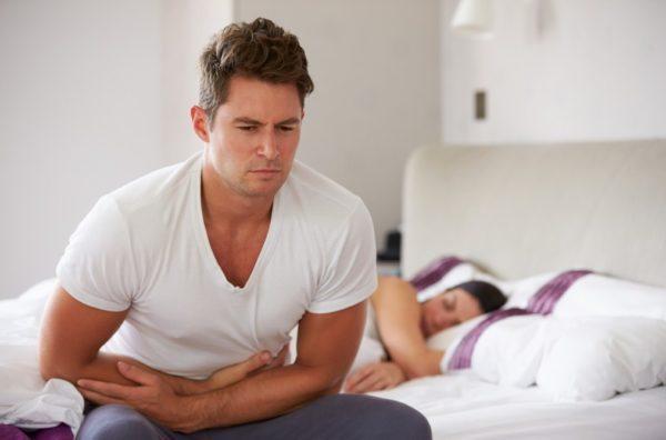 Если болезненные ощущения длятся больше часа нужно вызвать скорую помощь