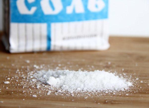 От соли желательно отказаться