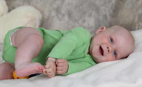 От пищеварения малыша зависит его общее развитие