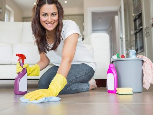 Влажную уборку нужно проводить чаще