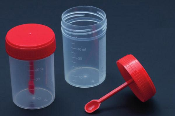 Для сбора анализа используется специальный контейнер