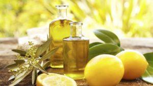 Оливковое масло и сок лимона для очищения печени