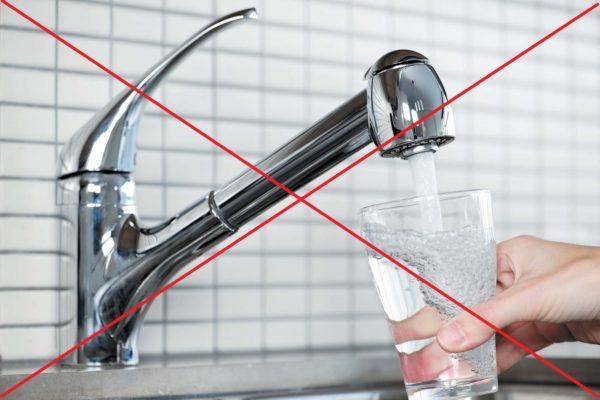 Для клизмирования нельзя использовать воду из под крана