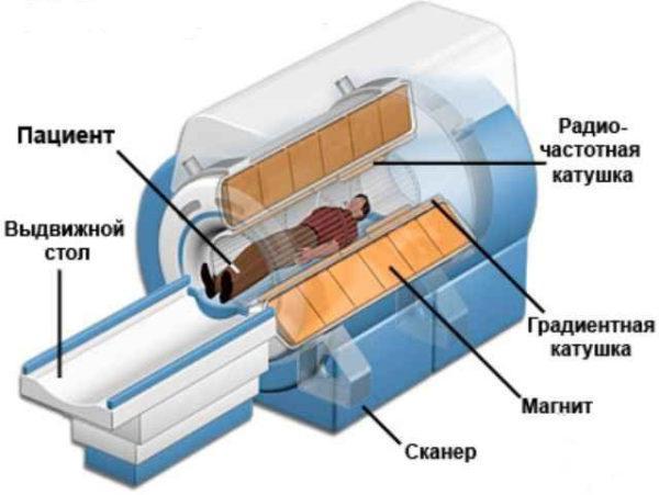 магнитно резонансная томография брюшной полости с контрастированием это