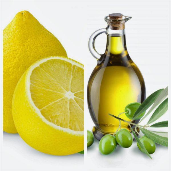 Лимонный сок и оливковое масло эффективно очищают печень