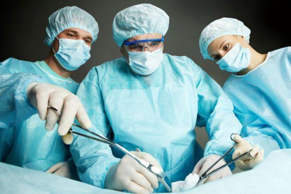 Прободение язвы всегда является показанием к хирургическому вмешательству